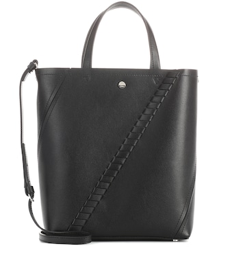 Proenza Schouler - Hex Mini leather tote - mytheresa.com