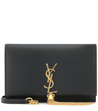 Saint Laurent - Kate Tassel leather crossbody bag - mytheresa.com