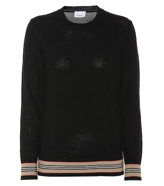 Burberry - Wool sweater - mytheresa.com