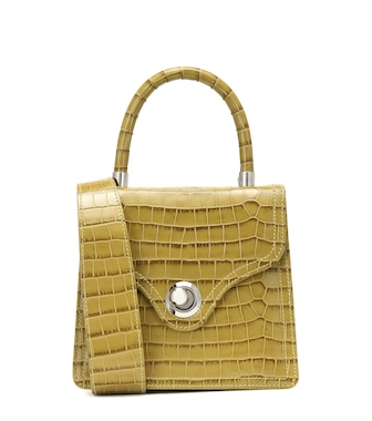 Ratio et Motus - Lady croc-effect leather tote - mytheresa.com