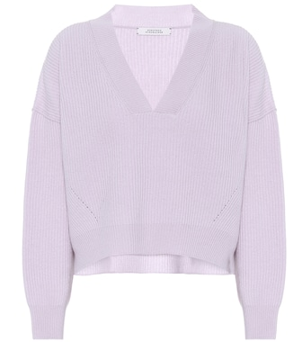 Dorothee Schumacher - Timeless Ease wool-blend sweater - mytheresa.com