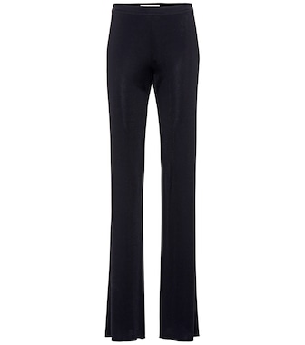 Emilio Pucci - High-waisted trousers - mytheresa.com