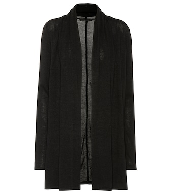 The Row - Knightsbridge jersey cardigan - mytheresa.com