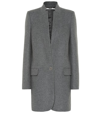 Stella McCartney - Bryce wool-blend coat - mytheresa.com