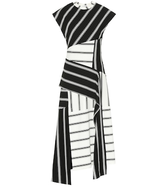 Monse - Striped stretch-jersey dress - mytheresa.com