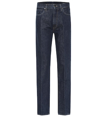 Goldsign - Nineties high-rise straight jeans - mytheresa.com