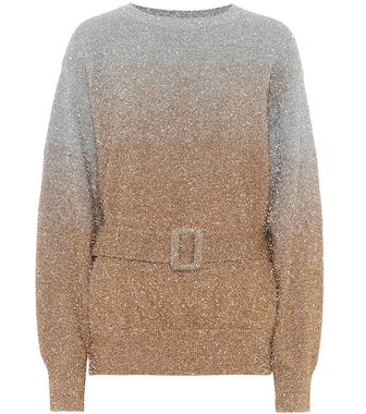 Dries Van Noten - Metallic sweater - mytheresa.com