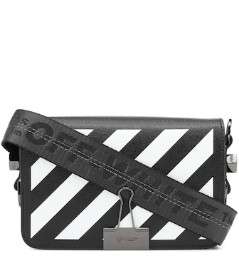 Off-White - Binder Clip Mini shoulder bag - mytheresa.com