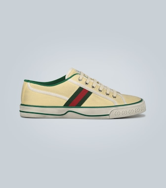 Gucci - Tennis 1977 GG sneakers - mytheresa.com