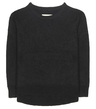 By Malene Birger - Biagio wool-blend sweater - mytheresa.com