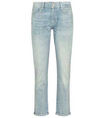 7 For All Mankind - Asher mid-rise boyfriend jeans - mytheresa.com