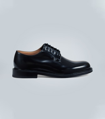 Church's - Shannon polished derby shoes - mytheresa.com