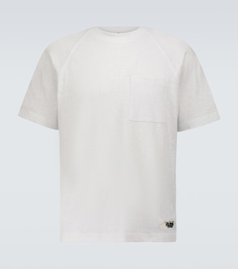 Acne Studios - Emeril inversed label T-shirt - mytheresa.com