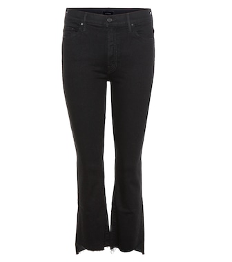 Mother - The Insider Crop Step Fray Jeans - mytheresa.com