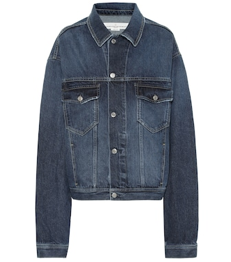Golden Goose - Demi cotton denim jacket - mytheresa.com
