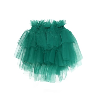 The Animals Observatory - Salamander tulle skirt - mytheresa.com