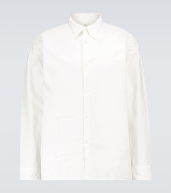 VISVIM - Travail Crash long-sleeved shirt - mytheresa.com