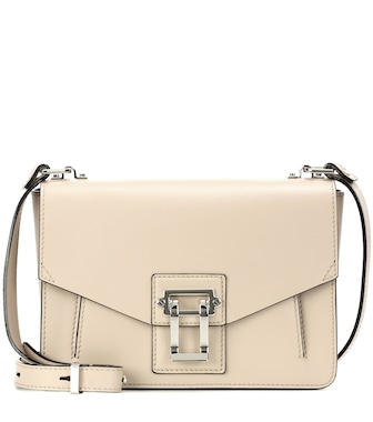 Proenza Schouler - Hava leather shoulder bag - mytheresa.com