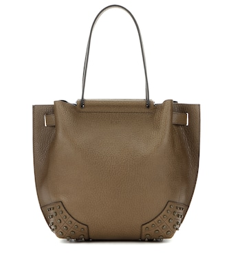 Tod's - Shopper Wave Piccola in pelle - mytheresa.com