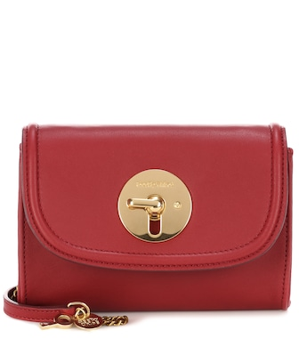 See By Chloé - Mini Hana leather shoulder bag - mytheresa.com