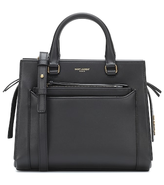Saint Laurent - Baby East Side leather tote - mytheresa.com