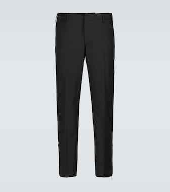 Prada - Techno Stretch formal pants - mytheresa.com