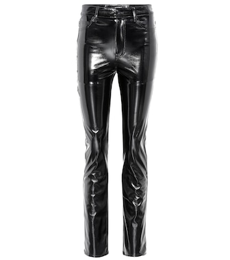 Yeezy - Coated trousers (SEASON 5) - mytheresa.com