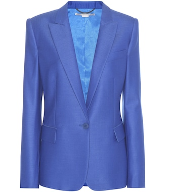Stella McCartney - Ingrid wool blazer - mytheresa.com