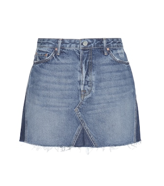 Grlfrnd - Eva denim skirt - mytheresa.com