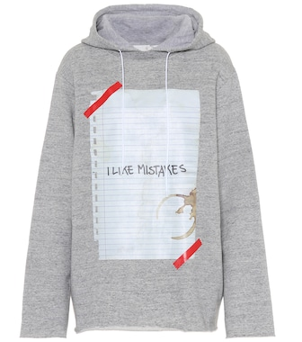 Golden Goose Deluxe Brand - Printed cotton hoodie - mytheresa.com