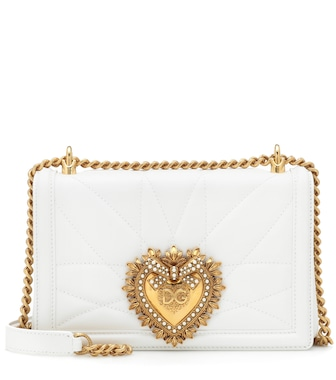 Dolce & Gabbana - Devotion Medium shoulder bag - mytheresa.com