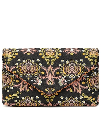 Dries Van Noten - Clutch de jacquard - mytheresa.com