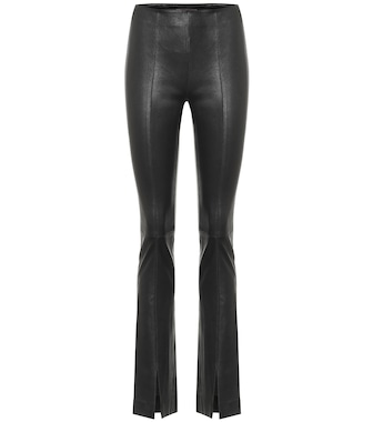 Stouls - Vegas Strip skinny leather pants - mytheresa.com