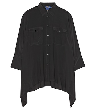 Polo Ralph Lauren - Silk shirt - mytheresa.com