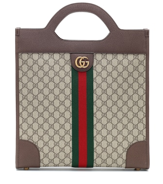 Gucci - Ophidia GG medium tote bag - mytheresa.com