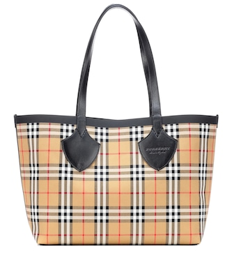 Burberry - The Giant Medium reversible shopper - mytheresa.com
