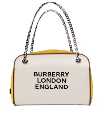 Burberry - Exclusive to Mytheresa – Cube Large canvas tote - mytheresa.com