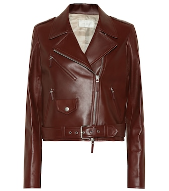 The Row - Chaqueta de piel - mytheresa.com