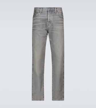 Tom Ford - Slim Jeans aus Stretch-Baumwolle - mytheresa.com
