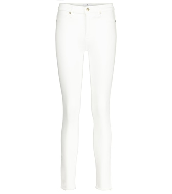 7 For All Mankind - Jeans The Skinny Slim Illusion - mytheresa.com