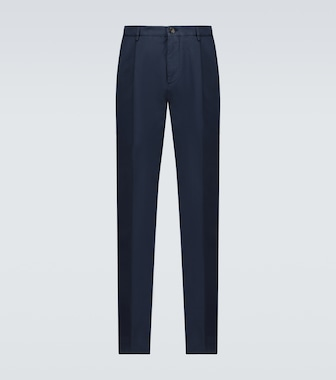 Brunello Cucinelli - Dyed chino pants - mytheresa.com
