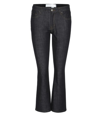 Victoria Victoria Beckham - Fluted Crop cropped flared jeans - mytheresa.com