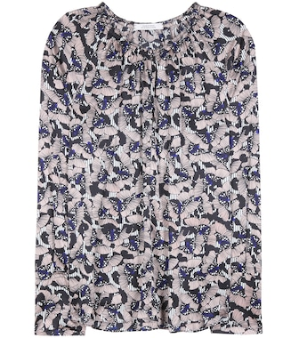 Dorothee Schumacher - Soulful Thrill printed blouse - mytheresa.com
