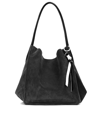 Proenza Schouler - Extra large suede tote - mytheresa.com