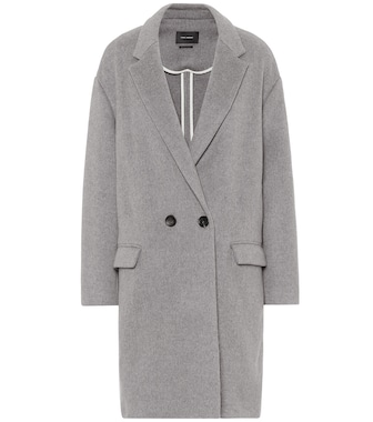 Isabel Marant - Filipo wool and cashmere coat - mytheresa.com