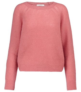 Max Mara - Kiku cashmere and silk sweater - mytheresa.com
