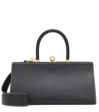Ratio et Motus - Sister leather shoulder bag - mytheresa.com