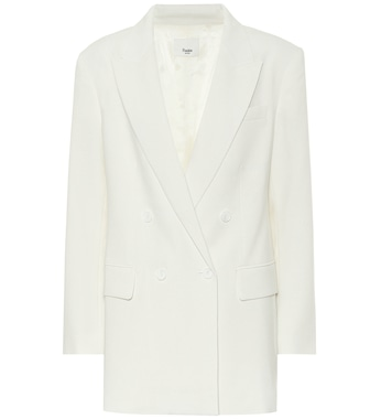 Frankie Shop - Elvira stretch-crêpe blazer - mytheresa.com