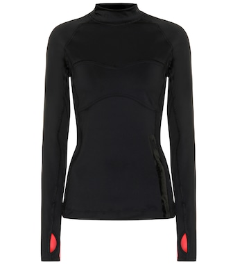 Adidas by Stella McCartney - Run performance top - mytheresa.com