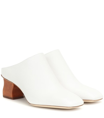 Rejina Pyo - Andi leather mules - mytheresa.com